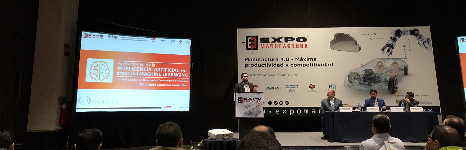Expo Manufactura 2019