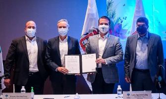 INVEST IN MEXICO CONCRETA 5 PROYECTOS CON VALOR DE 500 MDD