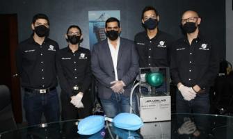 AGENCIA ESPACIAL MEXICANA PRETENDE UTILIZAR TECNOLOGÍA ANTE LA PANDEMIA