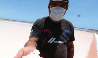 INDUSTRIA DE LA SAL ENFRENTA PROBLEMAS EN TAMAULIPAS