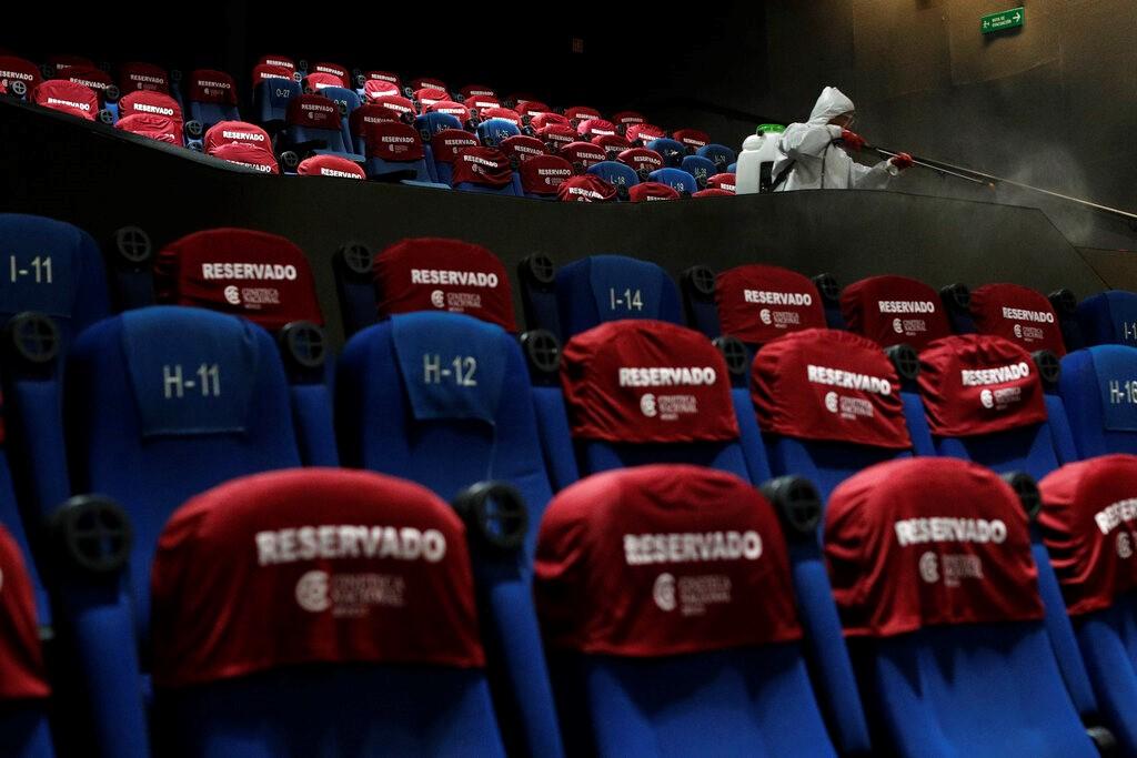 CREAN CAMPAÑA PARA REACTIVAR AL SECTOR CINEMATOGRÁFICO EN MÉXICO
