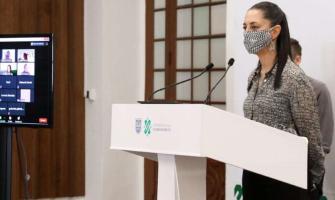 CDMX IMPLEMENTA DOS NUEVOS PROGRAMAS PARA REDUCIR EL CONTAGIO DE CORONAVIRUS