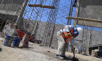 INDUSTRIA DE LA CONSTRUCCIÓN SIGUE LABORANDO ANTE CONTINGENCIA