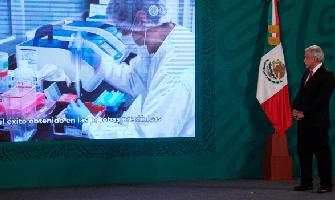 """""""PATRIA"""", LA VACUNA MEXICANA CONTRA EL COVID-19, ESTÁ LISTA PARA COMENZAR LA FASE 1 DE ENSAYOS CLÍNICOS"""