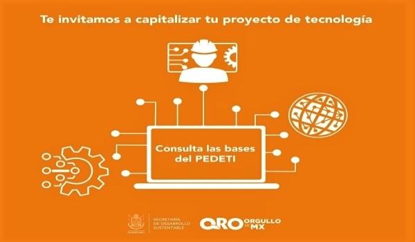 EN 2021, QRO MANTENDRÁ EL PROGRAMA ESTATAL PARA EL DESARROLLO DE TECNOLOGÍA E INNOVACIÓN