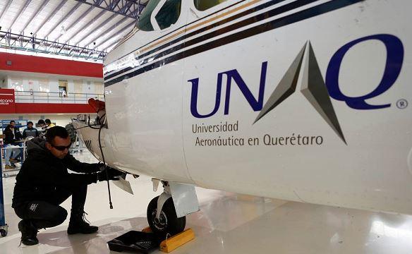 INDUSTRIA AEROESPACIAL DE QUERÉTARO SUFRE ANTE BRECHA DE HABILIDADES