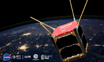 NASA RECONOCE TALENTO MEXICANO POR NANOSATÉLITE