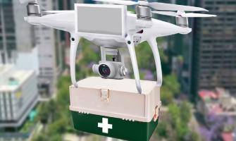 DESARROLLAN PROYECTO PARA TRANSPORTAR PRUEBAS DE COVID-19 MEDIANTE DRONES