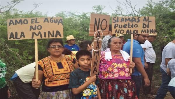 COMUNIDADES INDÍGENAS ADVIERTEN VIOLACIÓN DE SUS DERECHOS POR LEY MINERA