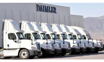 DAIMLER TRUCKS MÉXICO, PRIMER LUGAR EN MANUFACTURA Y PRODUCCIÓN