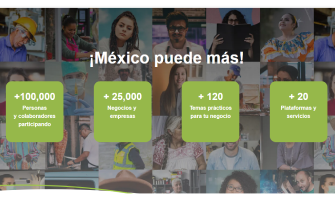 MÉXICO PUEDE, LA NOVEDOSA PLATAFORMA PARA MIPYMES DEL PAÍS