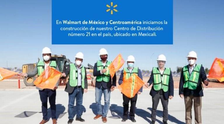 CON UNA INVERSIÓN DE 1,900 MDP, WALMART ABRIRÁ NUEVO CENTRO LOGÍSTICO EN MEXICALI