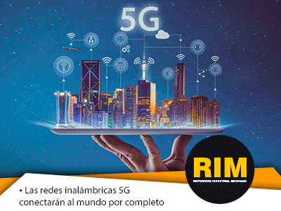 BENEFICIOS QUE LA RED 5G PODRÍA TRAERNOS