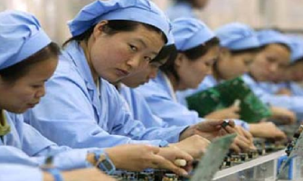 INDUSTRIA CHINA SE RECUPERA TRAS CONTRACCIÓN