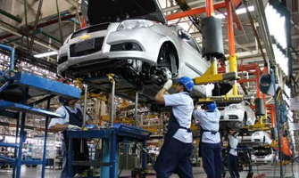GUANAJUATO, PRIMERA ENTIDAD EN VER AFECTADA SU PRODUCCIÓN AUTOMOTRIZ