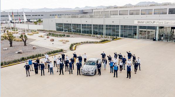 BMW INICIA EN VERANO PRODUCCIÓN DE NUEVO MODELO EN MÉXICO