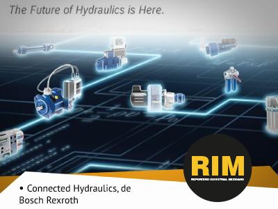CONNECTED HYDRAULICS, EL FUTURO DE LA HIDRÁULICA