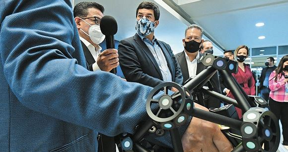 INAUGURAN EL CENTRO DE INNOVACIÓN INDUSTRIAL PARA EL SECTOR AEROESPACIAL EN CHIHUAHUA