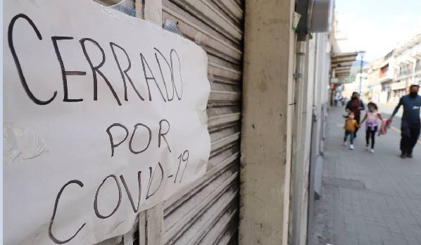 DEJAN DE OPERAR MÁS DE UN MILLÓN DE COMERCIOS EN MÉXICO
