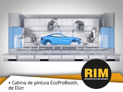 ECOPROBOOTH, LA PLANTA DE PINTURA DEL FUTURO