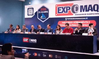 EXPOMAQ SE ALISTA PARA EVITAR CONTINGENCIAS ANTE COVID-19