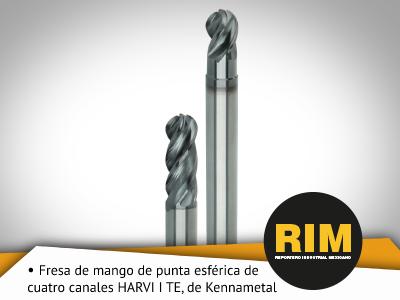 FRESA DE MANGO DE METAL DURO INTEGRAL PARA MÁXIMA PRODUCTIVIDAD