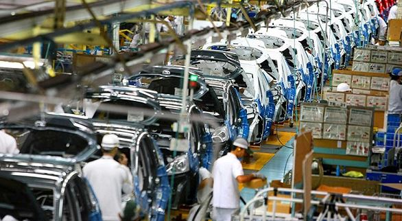 PRODUCCIÓN AUTOMOTRIZ REPUNTA 12.5% EN MARZO