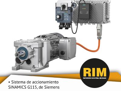 SINAMICS G115, EL SISTEMA DE ACCIONAMIENTO COMPACTO Y POTENTE