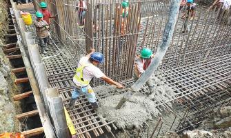 LENTITUD EN GASTO PÚBLICO DISMINUYE TRABAJO EN INDUSTRIA DE LA CONSTRUCCIÓN