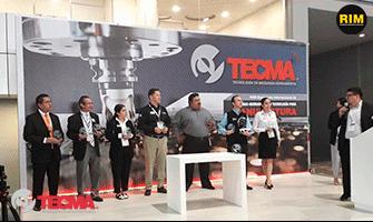 Premian al mejor diseño de stand en TECMA 2019