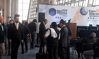 INICIA EXPO ELÉCTRICA INTERNACIONAL 2019