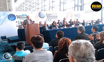 EXPO ELÉCTRICA INTERNACIONAL SE PONE EN MARCHA