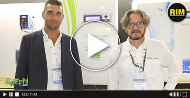 Dosim presenta sus soluciones para el tratamiento y control de agua en The Green Expo
