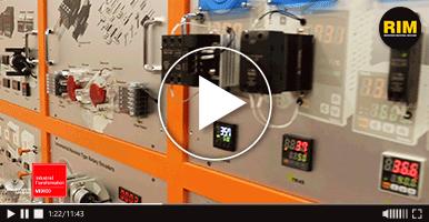 Sensores y controladores de Autonics mostrados en ITM 2019