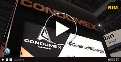 Conductores eléctricos Condumex en Expo Eléctrica Internacional 2019