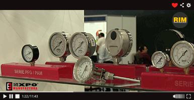 Equipos de instrumentación y automatización industrial presentados por Honeywell