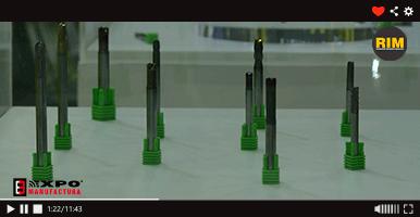 Cutting Tools distribuye herramientas de corte para acero en Expo Manufactura 2020