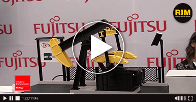 Fujitsu habla sobre la transformación de los procesos a la industria 4.0 en ITM 2019