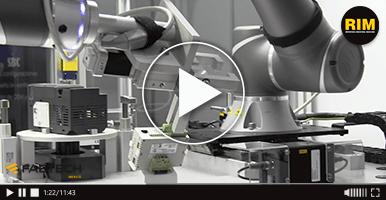 Automatización industrial de IAS Automation en FABTECH 2019