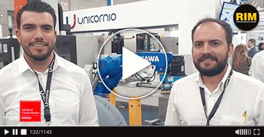 Unicornio ofrece soluciones en automatización en ITM 2019