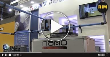 Aire y Proceso Industrial en Expo Eléctrica Internacional