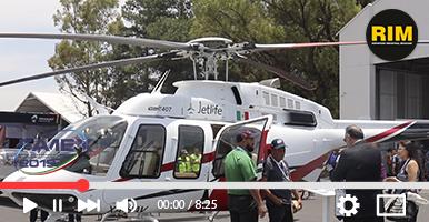 ASESA Helicópteros en FAMEX 2019
