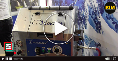 Cold Jet muestra equipos de limpieza industrial en Expo Pack Guadalajara 2019
