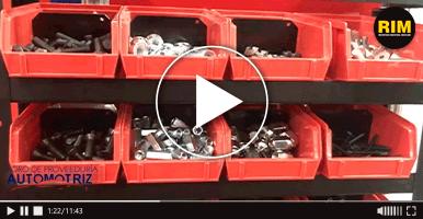 El Tornillo fabrica todo tipo de tornillos en Foro de Proveeduría Automotriz 2019