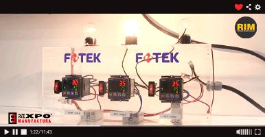 FOTEK presenta equipos para la automatización de procesos