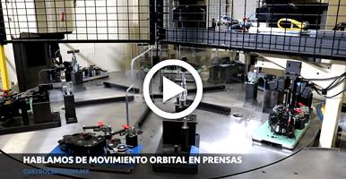 Movimiento Orbital en Prensas