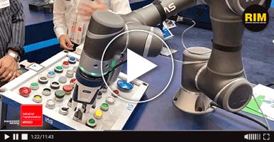 Schunk muestra sus soluciones de Industria 4.0 en ITM 2019