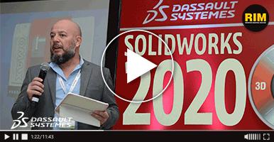 SolidWorks 2020 ofrece soluciones para diseño en la industria