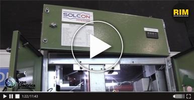 SOLCON, Arrancadores suaves de estado sólido en Expo Eléctrica Internacional 2019