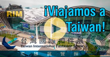 ¡Viajamos a Taiwan!